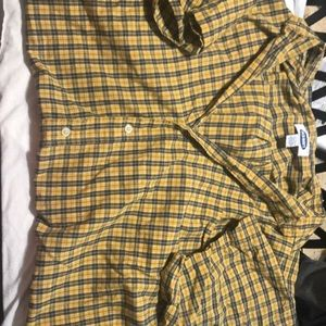 Men's flannel shirt never worn